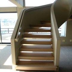 Staircase Ideas Modern Hardwood - Karbonix