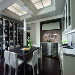 Steel Kitchen Design Cool Stainless - Karbonix