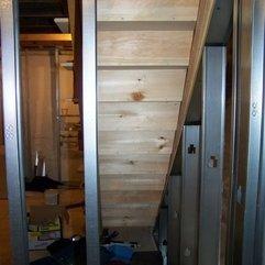 Storage Design Ideas Under Stairs - Karbonix