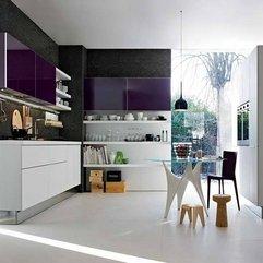 Storage Table With Glass Innovative Kitchen - Karbonix