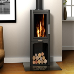 Stoves Interior Wood Burning - Karbonix