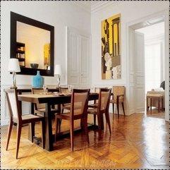 Striking Decor For Luxury Modern Dining Room Interior Design Ideas - Karbonix