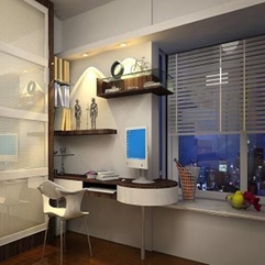 Study Room Design For Adult Looks Cool - Karbonix