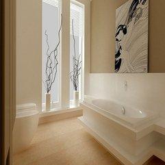 Suite Neutral Ambiance White Bathroom - Karbonix