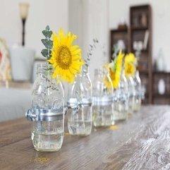 Sunflower Centerpieces - Karbonix
