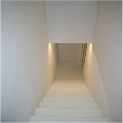 Super Creative Small Stairs Lane With White Effect 805x1205 Pixel - Karbonix