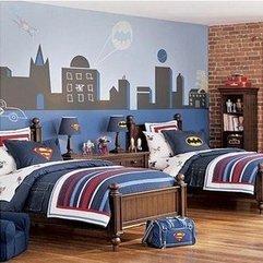 Superhero Decorating Ideas Boy Room - Karbonix