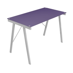 Table Computer Desk Furniture Purple Drafting - Karbonix