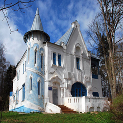 The Beautiful Architecture Of S Fyodorov House Photos Russia - Karbonix