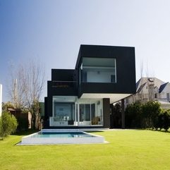 The Black House By Andr S Remy Architects CONTEMPORIST - Karbonix