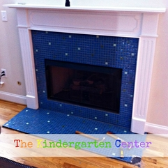 The Kindergarten Center Monday Made It Kitchen And Fireplace - Karbonix