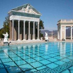 The Mansion Pool Design - Karbonix