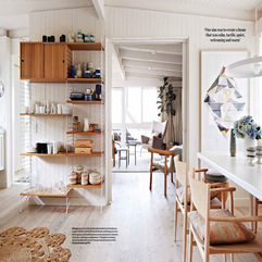 The Scandinavian Home Of Simone Hague Jelanie - Karbonix