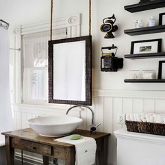 The Vintage Bathroom Mirrors With The Vanity Classic Design - Karbonix