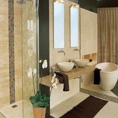 Tile Inspiring Design Ideas Modern Bathroom - Karbonix