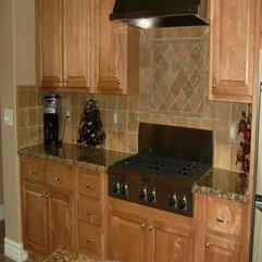 Tile Kitchen Backsplash - Karbonix