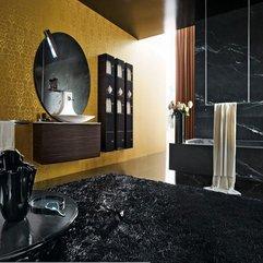 Top Design Luxurious And Modern Black Bathroom Interior Design Ideas - Karbonix