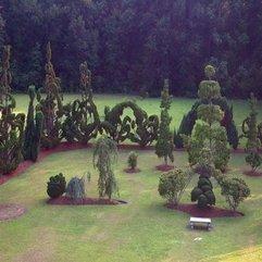 Topiary Gardens Artistic Public - Karbonix