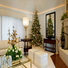 Tree Interior Design Corner Chritmas - Karbonix