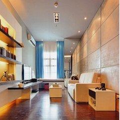 Unique Beautiful Small Apartment Lighting Decor Modern Interior - Karbonix