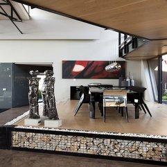Unique Design Sharp Dining Room Interior Example Daily Interior - Karbonix