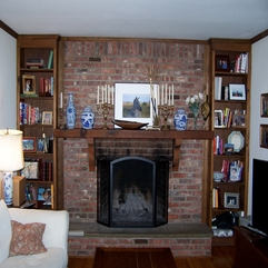 Updating Your Fireplace Bossy Color Annie Elliott Interior Design - Karbonix