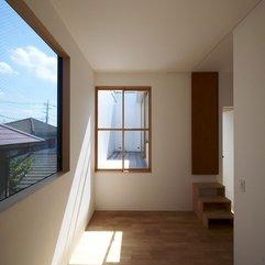 Upstairs Room With Window Tatami Floor Futakoshinchi - Karbonix