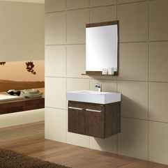 Vanity Cabinets Simple Bathroom - Karbonix