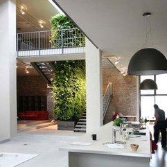 Vertical Indoor Garden Design Ideas Creative - Karbonix