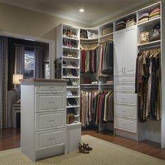 Walk In Closet Design Luxury Bedroom - Karbonix