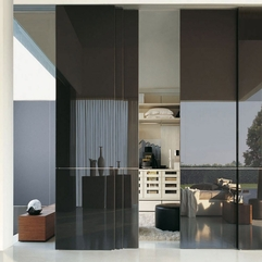 Walk In Wardrobe With Doors Terrific - Karbonix