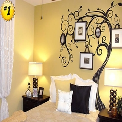 Wall Art Decor Amazing Bedroom - Karbonix