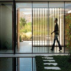 Wall For Hallway Transparent Glazed - Karbonix