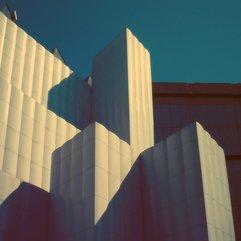 Wallpapers Modern Architecture Minimalist Architectural Design - Karbonix