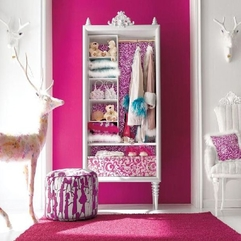 Wardrobes Designs Pink Bedroom - Karbonix