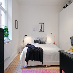 Best Inspirations : White Apartment Bedroom Alvhem Interior Design Architecture And - Karbonix