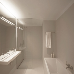 White Bathrooms Designs Unique Inspiration - Karbonix