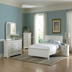 White Bedroom Home Design Pictures - Karbonix