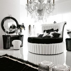 White Bedrooms Ideas Glamorous Black - Karbonix