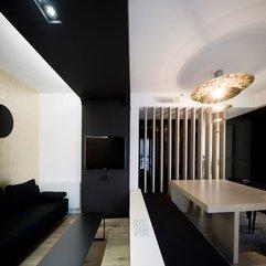 White Black Room Contrasive - Karbonix