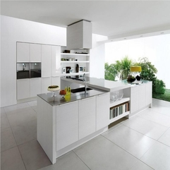 White Color For Kitchen Cabinets Best Full - Karbonix