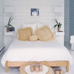 White Cozy Scandinavian Bedroom Designs Nordic Interior Design - Karbonix