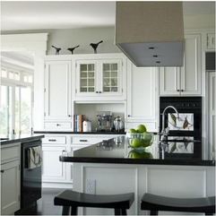 White Kitchen Pictures Awesome Black - Karbonix