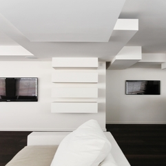 White Wall Raised Textured - Karbonix