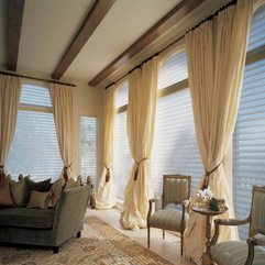 Window Curtains With Carpet Flooring Ideas - Karbonix