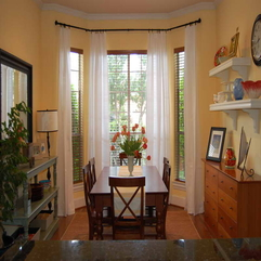 Window Curtains With Hanging Shelves Ideas - Karbonix