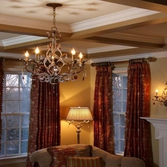 Window Valances Ideas With Metallic Finishes Custom - Karbonix