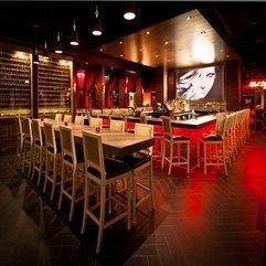 Wonderful Red Light District Dining Room Trend Decoration - Karbonix