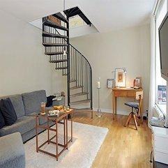 Wonderful White Apartment In Swedish Inspiration Livingroom - Karbonix