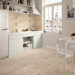 Wooden Floors In Kitchen Elegant Design - Karbonix